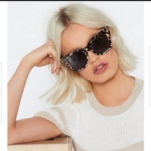 Nasty Gal Oversize Sunglasses